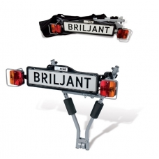 Pro-User Briljant 2-le rattale (kokkupandav)